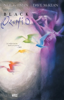Black Orchid, Paperback Book