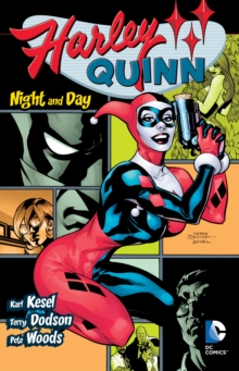 Harley Quinn: Night and Day TP, Paperback Book