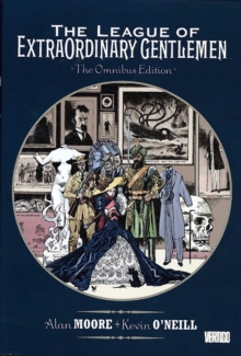 League of Extraordinary Gentlemen Omnibus, Paperback Book