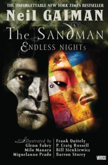 Sandman Endless Nights - New Edition, Paperback / softback Book