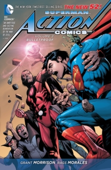 Superman Action Comics Volume 2: Bulletproof TP (The New 52), Paperback Book