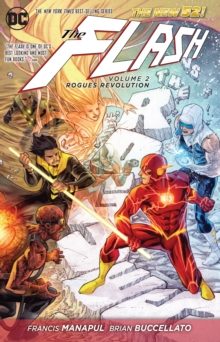 The Flash Volume 2: Rogues Revolution HC (The New 52), Paperback Book