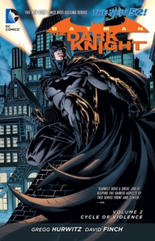 Batman - The Dark Knight Volume 2: Cycle of Violence (The New 52), Paperback Book