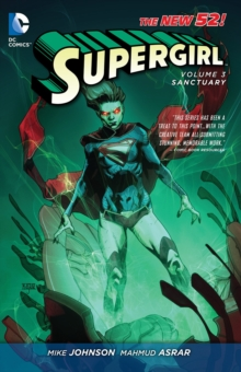 Supergirl Volume 3: Sanctuary TP (The New 52), Paperback Book