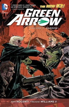 Green Arrow Volume 3 TP (The New 52), Paperback Book