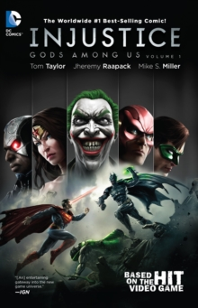 Injustice: Gods Among Us Volume 1 HC, Hardback Book