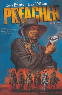 Preacher Book Three, Paperback Book