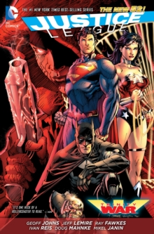 Justice League Trinity War (The New 52), Hardback Book