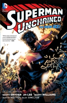 Superman Unchained HC (The New 52), Hardback Book