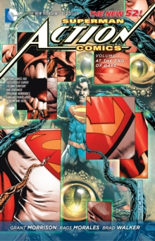 Superman - Action Comics Vol. 3 At The End Of Days (The New52), Paperback / softback Book