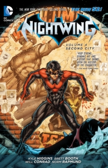 Nightwing Vol. 4 Second City (The New 52), Paperback / softback Book