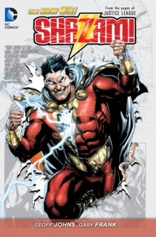 Shazam! Vol. 1 (The New 52) : From the Pages of Justice League, Paperback Book