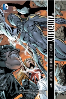 The Authority Volume 1 TP, Paperback Book