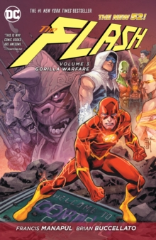 The Flash Vol. 3 Gorilla Warfare (The New 52), Paperback / softback Book