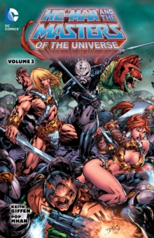 Masters Of The Universe Vol. 3, Paperback / softback Book
