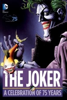 The Joker Anthology, Hardback Book