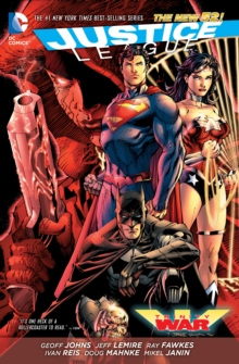 Justice League Trinity War (The New 52), Paperback Book