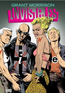 The Invisibles Book Three Deluxe Edition hc, Hardback Book