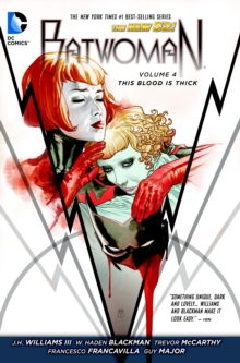 Batwoman Vol. 4 This Blood Is Thick (The New 52), Paperback Book
