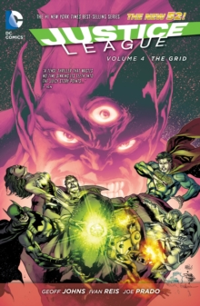 Justice League Volume 4: The Grid TP (The New 52), Paperback Book