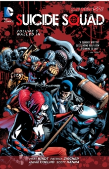 Suicide Squad Volume 5 TP (The New 52), Paperback Book