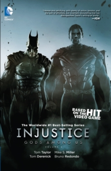 Injustice Gods Among Us Vol. 2, Paperback Book