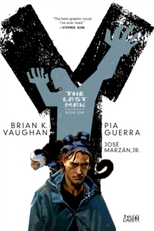 Y: The Last Man Book 1 TP, Paperback Book
