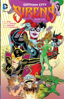 Gotham City Sirens Book One, Paperback Book