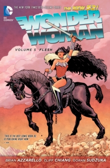 Wonder Woman Vol. 5 Flesh (The New 52), Paperback Book