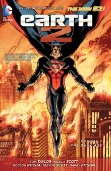 Earth 2 Vol. 4, Paperback Book