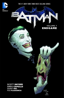 Batman HC Vol 7 Endgame (The New 52), Hardback Book