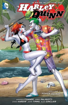 Harley Quinn TP Vol 2 Power Outage, Paperback Book