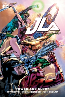 Justice League of America Power & Glory, Hardback Book
