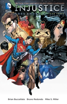 Injustice Gods Among Us Year Three TP Vol 2, Paperback Book