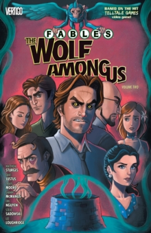 Fables The Wolf Among Us TP Vol 2, Paperback Book