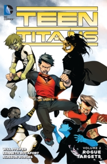 Teen Titans TP Vol 2, Paperback Book