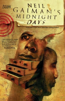 Neil Gaimans Midnight Days TP, Paperback Book