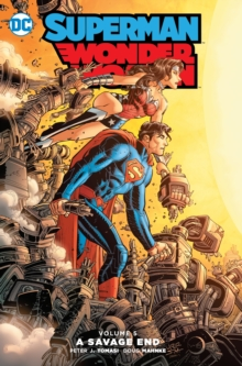Superman Wonder Woman HC Vol 5, Hardback Book
