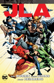 JLA TP Vol 9, Paperback Book