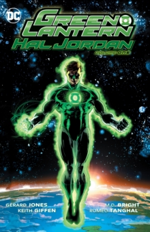 Green Lantern TP Book One, Paperback Book