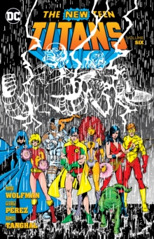 New Teen Titans TP Vol 6, Paperback Book