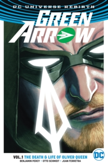 Green Arrow Vol. 1 (Rebirth), Paperback / softback Book