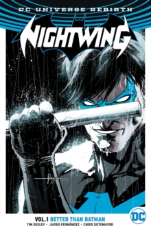Nightwing Vol. 1 (Rebirth), Paperback / softback Book