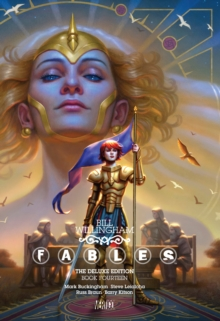 Fables Deluxe HC Book 14, Hardback Book