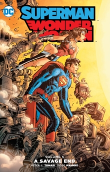 Superman Wonder Woman TP Vol 5, Paperback Book