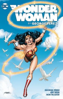 Wonder Woman by George Perez TP Book Two, Paperback Book