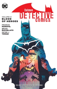 Batman Detective Comics Vol. 8, Paperback / softback Book