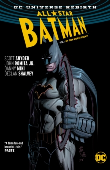 All Star Batman Vol. 1 My Own Worst Enemy, Hardback Book