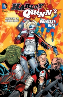 Harley Quinns Greatest Hits TP, Paperback Book