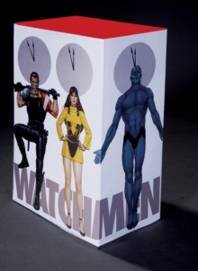 Watchmen Collector's Edition Slipcase Set, Hardback Book